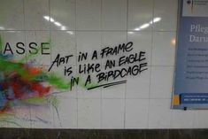 The 25 best Graffiti Quotes