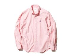 uniform experiment COTTON OXFORD L/S B.D SHIRT
