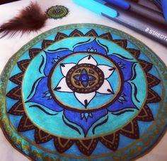 Blues Mandala, my diari