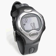 Reebok Strapless Series Heart Rate MonitorWatch  Silver