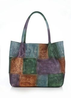 09df2b901 Handmade Full Grain Genuine Leather Women Tote Bag Shopping Handbag F69