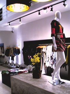 loja de roupas blume store