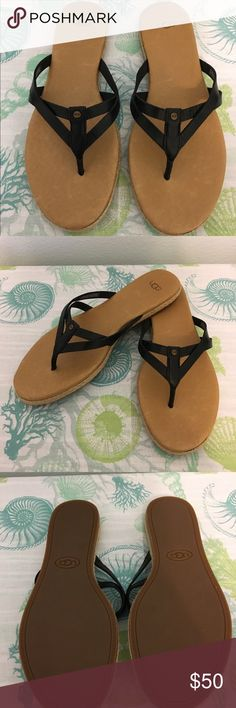 e87b09bc1a0 UGG Thong Sandals Annice Thong Sandals. NWOT. Size 9. UGG Shoes Sandals