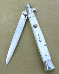 Early 1920 S Italian Switchblade Switchblade Knife