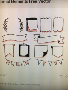 banner doodle how to draw * banner doodle _ banner doodle how to draw _ banner doodles bullet journal _ banner doodle ideas _ banner doodle step by step _ banner doodle hand drawn Bullet Journal School, Bullet Journal Writing, Bullet Journal Headers, Bullet Journal Banner, Bullet Journal Aesthetic, Bullet Journal Ideas Pages, Bullet Journal Inspiration, Journal Fonts, Banners