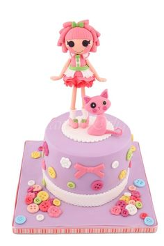 Hello this is my birthday cake and as promised ihave uploaded the Lalaloopsy tutorial onto my facebook page. Hope you like it. https://www.facebook.com/media/set/?set=a.593739467336435.1073741859.455727377804312=3