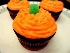 Halloween Cupcakes - Cupcake Decorating Ideas