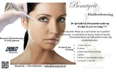 Permanente make-up in Breda bij Beautyvit Huidverbetering .