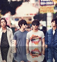 CN Blue - Jung Yong-hwa Love that guy, which is creepy considering how much younger he is than me.