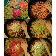 Wok, No Cook Meals, Cookie Recipes, Main Dishes, Good Food, Food And Drink, Appetizers, Healthy Recipes, Healthy Food