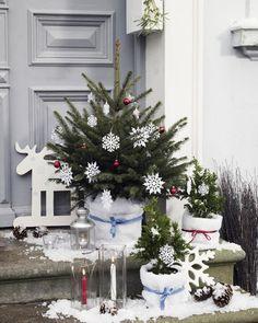Bastelideen zu Weihnachten - jetzt wird's festlich