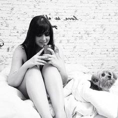 Melina Souza - Serendipity <3  #Yorkshire  #Serendipity  #Pet
