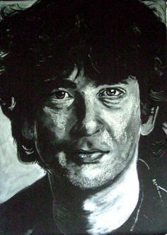 Drawing June 25 - Neil Gaiman