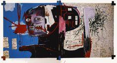 Jean-Michel Basquiat, La Colomba 1983