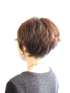 【L`atelier Content YUMI】短めショートボブ:L003838740|ラトリエコンタン(L´atelier Content)のヘアカタログ|ホットペッパービューティー Hair Cuts, Hair Beauty, Hair Styles, Makeup, Hair Looks, Hair, Hairdos, Hairstyle Ideas, Hair Cut