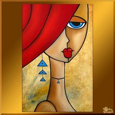 Abstract nude painting Original Modern pop Art Contemporary canvas by Fidostudio - Deeper Love Arte Pop, Pop Art, Art Visage, African Art, Painting Inspiration, Unique Art, Fine Art America, America America, Modern Art