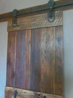 Antique Barn Door Rollers Have Date Of May 28 1900 On Them We Custom