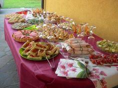 Il buffet di anarona... - Archivi - Cookaround forum