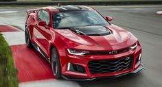 Callaway Will Add An Extra 100HP To Your Beasty Camaro ZL1 For $17,995 #Callaway #Chevrolet