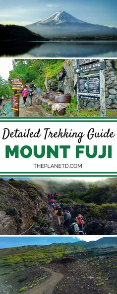 A detailed guide packed full of practical tips for climbing Mount Fuji in Japan. As the highest and most famous mountain peak inJapan, climbing Mt Fuji is one of the adventures that should be on the bucket list of every traveler in Japan! Otherwise known as Fuji-san, it is an active volcano that is regarded as one of Japan's three sacred peaks and iconic sites. Adventure travel in Asia. | Blog by the Planet D#Japan