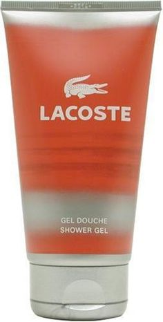 Lacoste Red Style In Play By Lacoste For Men, Shower Gel, 5-Ounce Bottle by Lacoste. $14.99. Packaging for this product may vary from that shown in the image above. Launched by the design house of Lacoste in 2004, LACOSTE RED STYLE IN PLAY is a men's fragrance that possesses a blend of patchouli, jasmine, green apple, cedar leaves, white musk vetiver, and woods.  It is recommended for casual wear.. Save 38% Off!