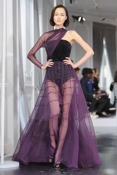 Dior Paris Fashion Week Haute Couture S/S 2012