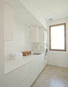 Transform your laundry into a beautiful multi-purpose hub - Interiors Addict