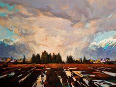 Winter Colour, by Min Ma