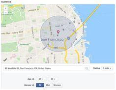 Mit den neuen Facebook Local Awareness Ads ist jetzt ein Anzeigenprodukt veröffentlicht worden, welches von vielen Unternehmen schon lange gefordert wurde.