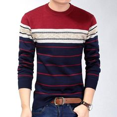 Cheap men t-shirt, Buy Quality fashion t-shirt directly from China striped t shirt men Suppliers: 2017 fashion casual clothing social fitness bodybuilding striped t shirts men t-shirt jersey tee shirt pullover sweater camisa Tee Shirt Homme, Sweat Shirt, Shirt Men, Polo Shirt, Casual T Shirts, Casual Outfits, Tee Shirts, Style Casual, Men Casual