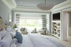 Parkwood Road Residence Master Bedroom traditional-bedroom