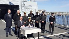 First corvette built in Romania delivered to Pakistan Navy - News in English - Radio România Actualităţi Online
