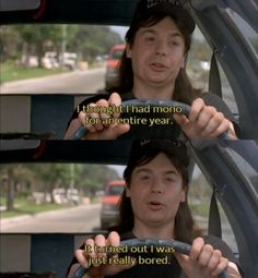 #Waynesworld