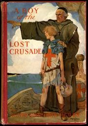 A Boy of the Last Crusade, illustrated by Gustaf Tenggren from Gustaf Tenggren's World (Note to self: revisit site for bio and more)