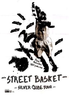 street1 poster by happy jack studio