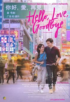 The film centers on the love story of Joy (Bernardo) and Ethan (Richards), Filipino workers based in Hong Kong. Ethan, a bartender, is keen on romantically Alden Richards, Film 2017, Kathryn Bernardo, Cathy Garcia Molina, Films Marvel, Peliculas Online Hd, Pinoy Movies, Films Netflix, Movie Synopsis