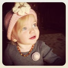 If you have an interest in donating hand knit or crocheted caps to a good cause, please check out our Sadie Sunshine Chapter of Crochet for Cancer.  These would be donated in memory of my grandaughter, Sadie, pictured here.  www.facebook.com/SadieSunshineChapter