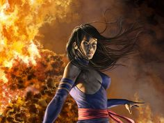 Psylocke Wallpaper And Background