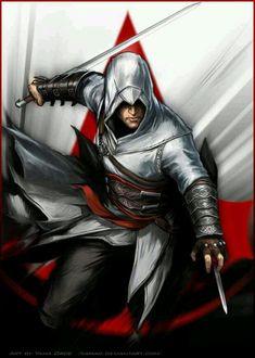 Altair fan art