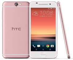 Taiwanese company HTC introduces One A9 pink edition