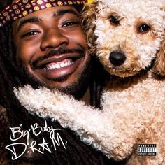 D.R.A.M.'s debut album cover http://ift.tt/2eGWhno