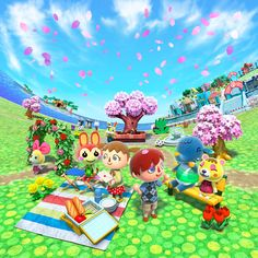 how to make new leaf animal crossing figures - Google Search