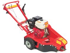 The CAMON C500 Stump Grinder is a compact machine designed to remove unwanted tree stumps simply, safely and efficiently.    The C500 has the benefit of a reliable Honda petrol engine and a grinding disc that is tipped with durable heavy-duty carbide teeth. For the comfort and safety of the operator, the handlebar is easily adjustable in three positions, and the four lifting handles help make it easy to transport.