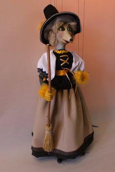 marionette Pretty Ritty marioneta puppet por Etceteramarionetas