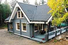 60 New Ideas wood house design exterior dreams House Paint Exterior, Exterior House Colors, Exterior Design, Wood House Design, House Entrance, Facade House, Home Design Plans, House Layouts, Style At Home