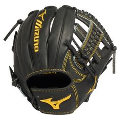 Image of Mizuno GMP600BK Pro Limited Edition 11.5in Infield Glove
