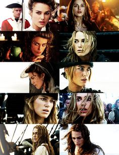 Elizabeth Swann. I WANNA WRITE A HISTORICAL FICTION SO BADLY! and i want Keira Knightley to be in it!