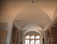 Types of Vaulted Ceilings « Archways & Ceilings l Kits for Dome Ceilings, Groin Vaults, Coved Ceilings & Barrel Vaults