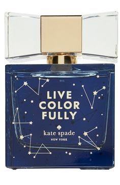 kate spade new york 'live colorfully' eau de parfum (Limited Edition) (Nordstrom Exclusive) available at #Nordstrom