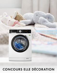 Votre lave-linge UltraCare par Electrolux - Elle